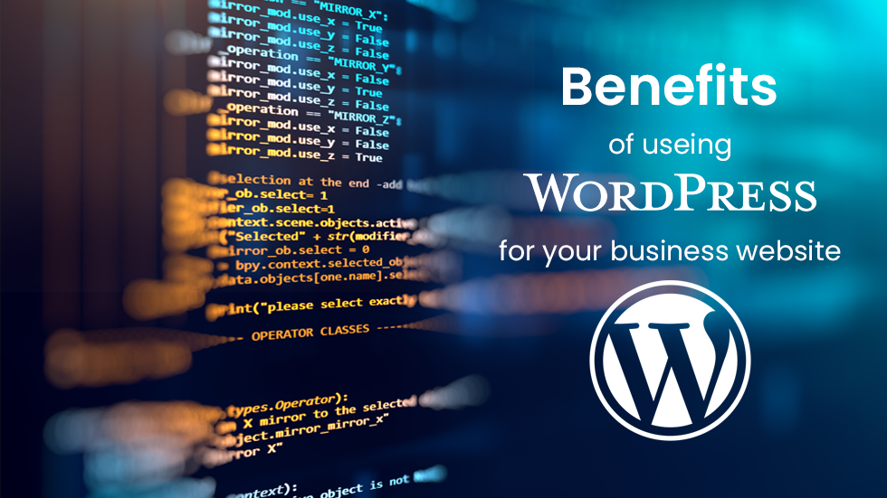 Why You Should Choose WordPress For Your Website ? Get services from WordPress web design company
